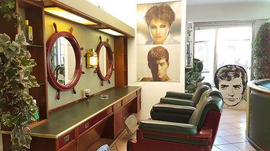 Espace hommes, salon de coiffure à Bruxelles
