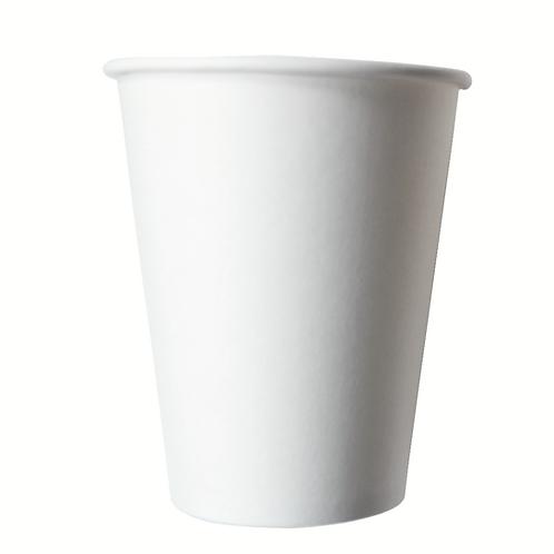 12oz White Paper Cups