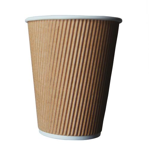 12oz Kraft Paper Cups