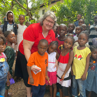 Visiting an Orphanage We Supported In 2020