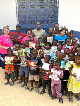 Distributing Books to All of Our Kids