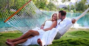 Свадебная фотосессия в отеле The St. Regis Bora Bora Resort 5* (Edouard Ott)