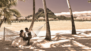 Свадебная фотосессия в отеле Bora Bora Pearl Beach Resort & Spa 4* (Edouard Ott)
