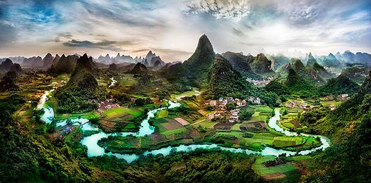 Гуйлинь - городской округ в Гуанси-Чжуан