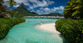 Aline & Daniel at Intercontinental Bora Bora Resort & Thalasso Spa 5* (Vincent Brossault)