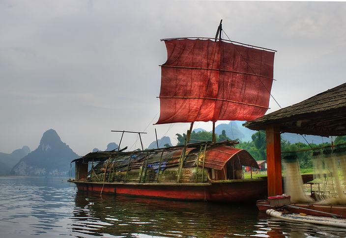 TR - China  Гуйли́нь 3 Chinese Pirates.j