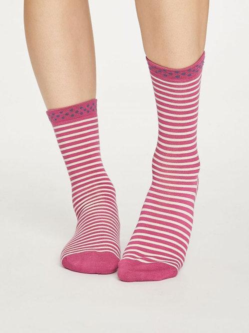 Thought Bamboo Hedda stripe Socks