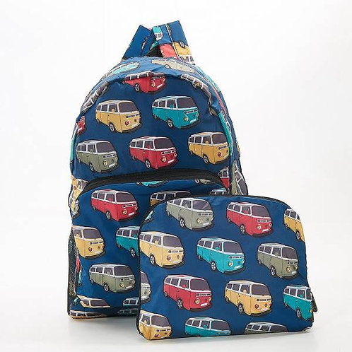 Eco Chic Camper Van Backpack