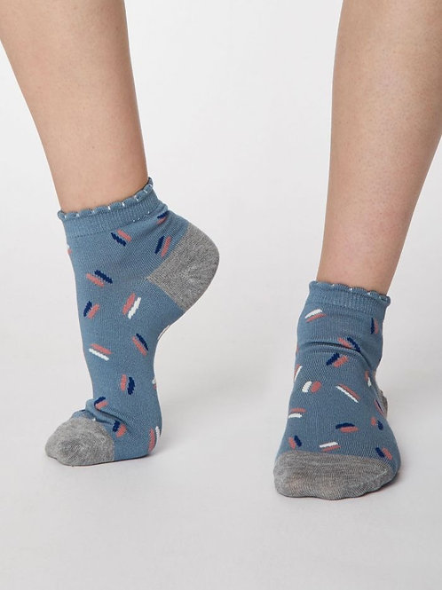 Thought Bamboo Sallie Ankle Socks