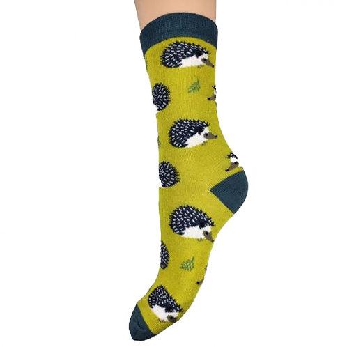 Joya Bamboo Animal Socks