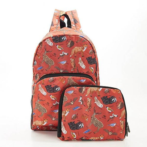 Eco Chic Woodland Backpack