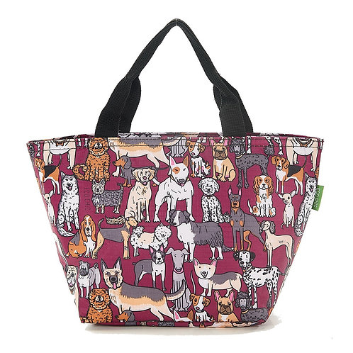 Eco Chic Dog Lunch Bag