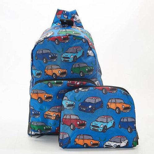 Eco Chic Mini Car Backpack