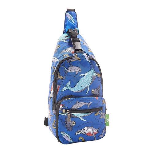 Eco Chic Sea Creature Crossbody Bag