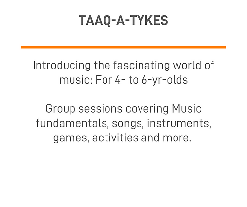 Taaq-a-Tykes