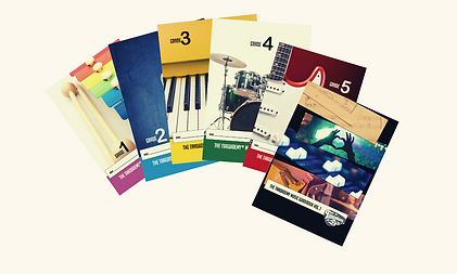 taaqademy books for music classes in schools