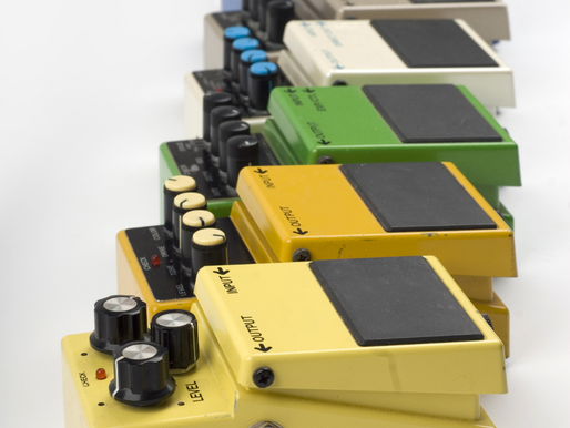 Buying Your First Guitar FX: Pedals or Processor? (Part 1)