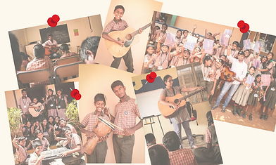 music classes for underprivileged kids