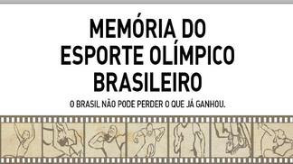 Memória Viva selecionada para o programa Memória do Esporte Olímpico!