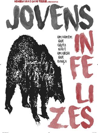 Poster de Jovens Infelizes!