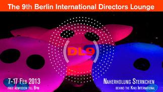 ABERTURA DO BERLIN INTERNACIONAL DIRECTORS LOUNGE COM PIOVE, IL FILM DI PIO!