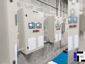 Manutenção corretiva em gerador de energia de 1700 KVA