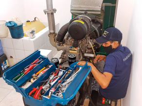 Manutenção preventiva de gerador em São Paulo