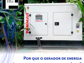 Por que o gerador de energia é uma necessidade contemporânea?