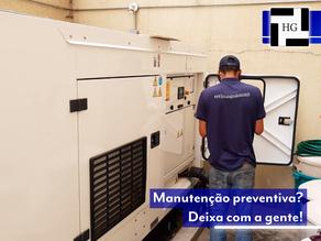Manutenção preventiva de gerador em Santo Amaro, SP