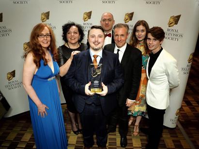RTS NW Awards 2015
