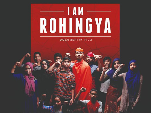 """I AM ROHINGYA"" when a film audience becomes witnesses of a genocide"