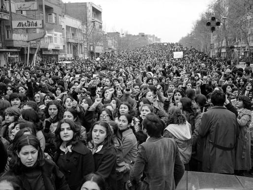 #whitewednesdays – Iran's different #metoo