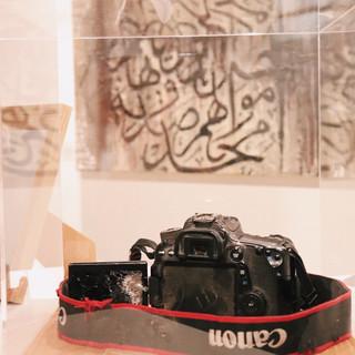 Broken camera - activism during the Syrian Revolution