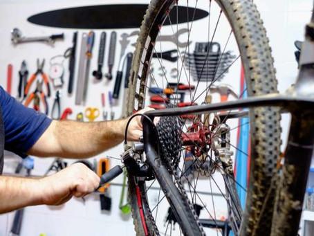 Lojas de bicicletas alemãs serão reabertas na próxima semana.