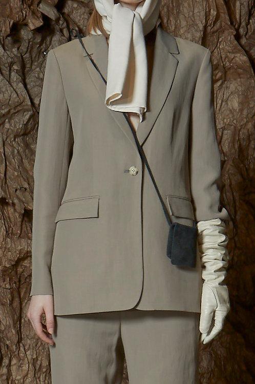 Single Tailored Jacket