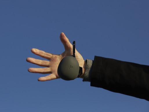 エコバッグ「Pebble」 - 小石のカタチのひみつ