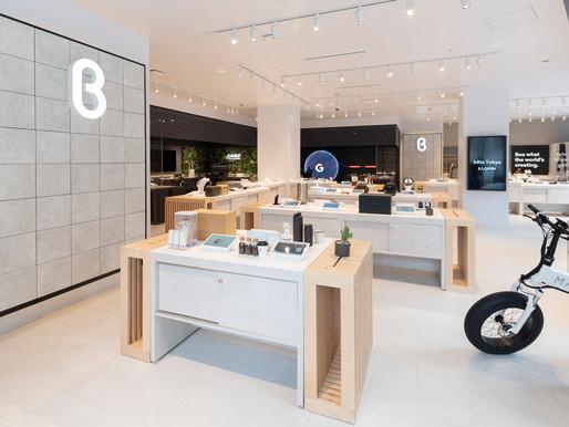 エコバッグ「Pebble」が体験型ストアb8ta Tokyoで展開中!