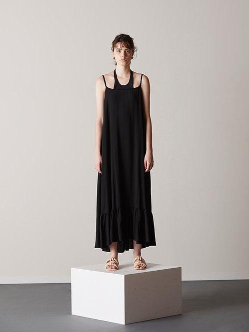 Halter neck summer dress
