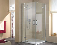 Стеклянные душевые и шторки для ванной в Нижнем