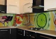 Фартук на кухню, скинали, стеклянный фартук в Нижнем Новгороде