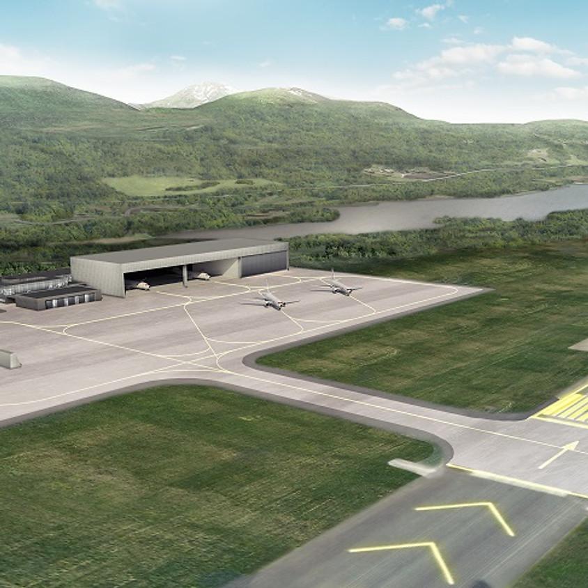 Informasjonsmøte: Nye Evenes flystasjon