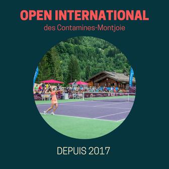 OPEN INTERNATIONAL DES CONTAMINES-MONTJOIE