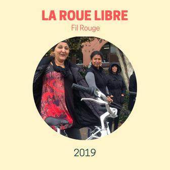 LA ROUE LIBRE - Fil Rouge
