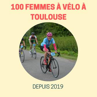100 FEMMES À VÉLO À TOULOUSE