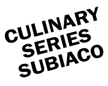 Culinary Series Subiaco Logo - White Bac