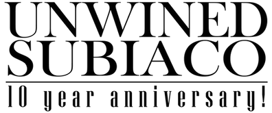 UnWined Subiaco Logo with 10year Tagline