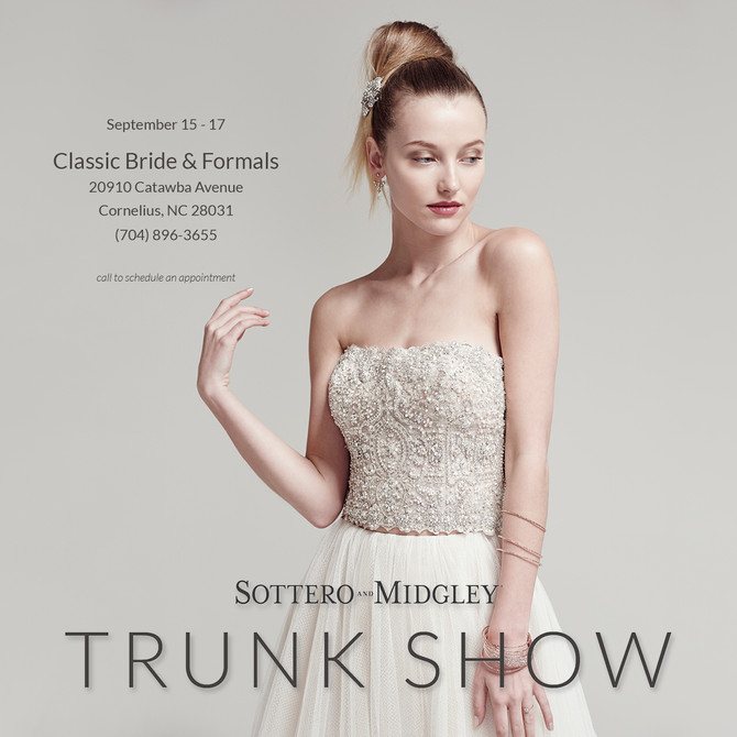 Sottero and Midgley Trunk Show