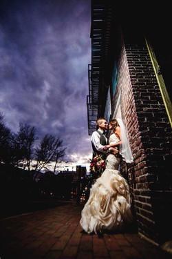 Bride Courtney