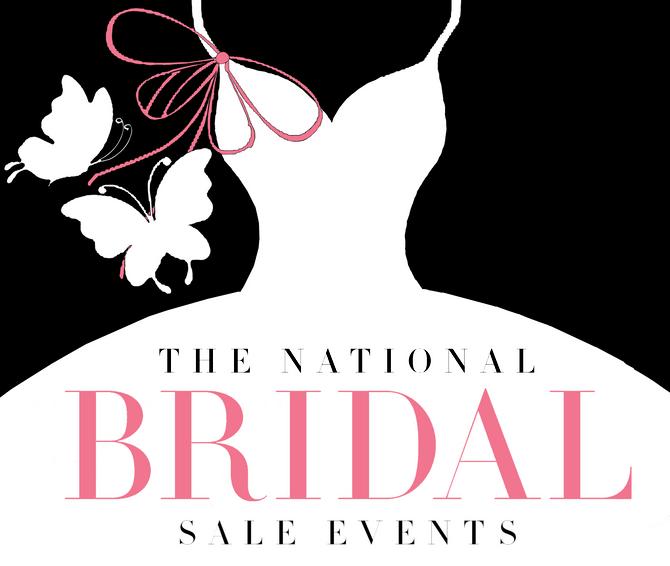 National Bridal Indoor Sidewalk SALE (NBISS) - November 17 & 18