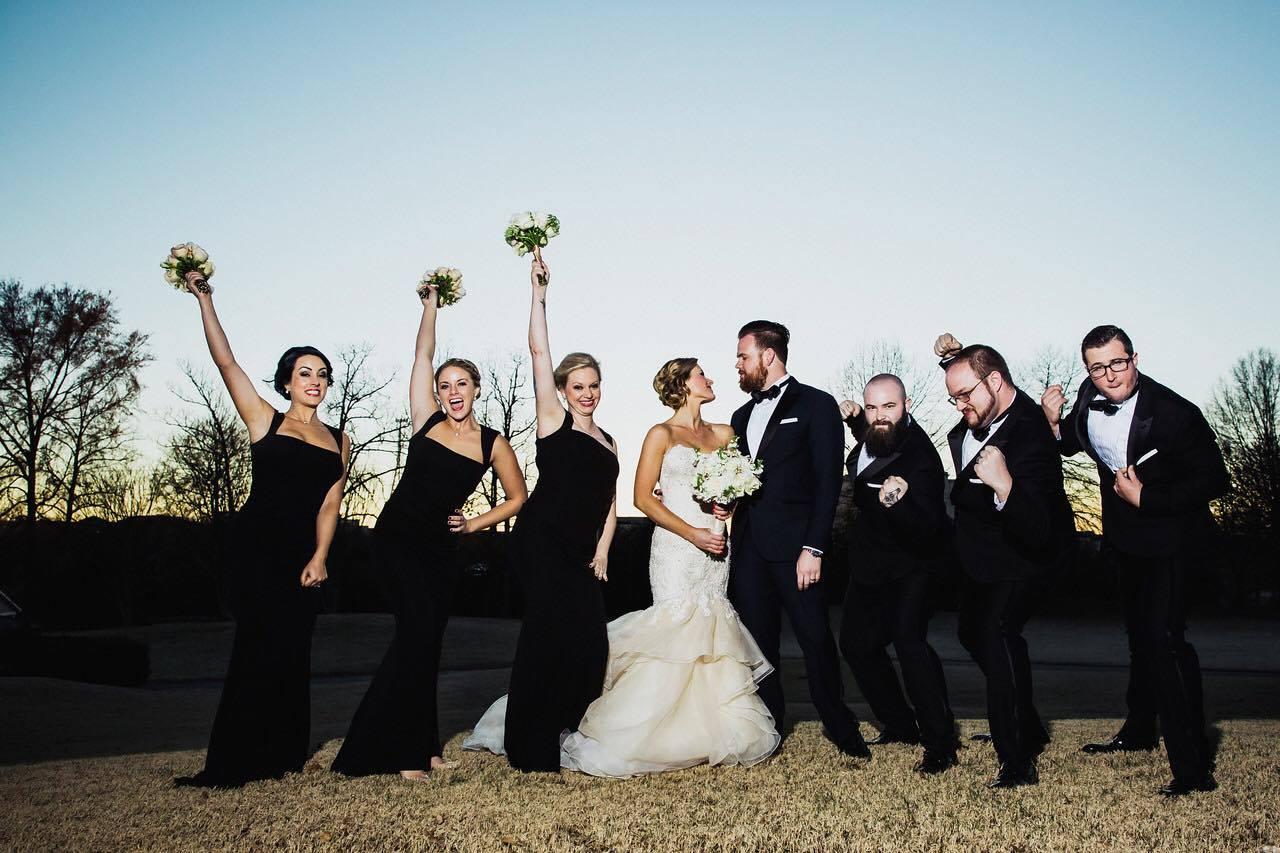 Bride Melissa C.